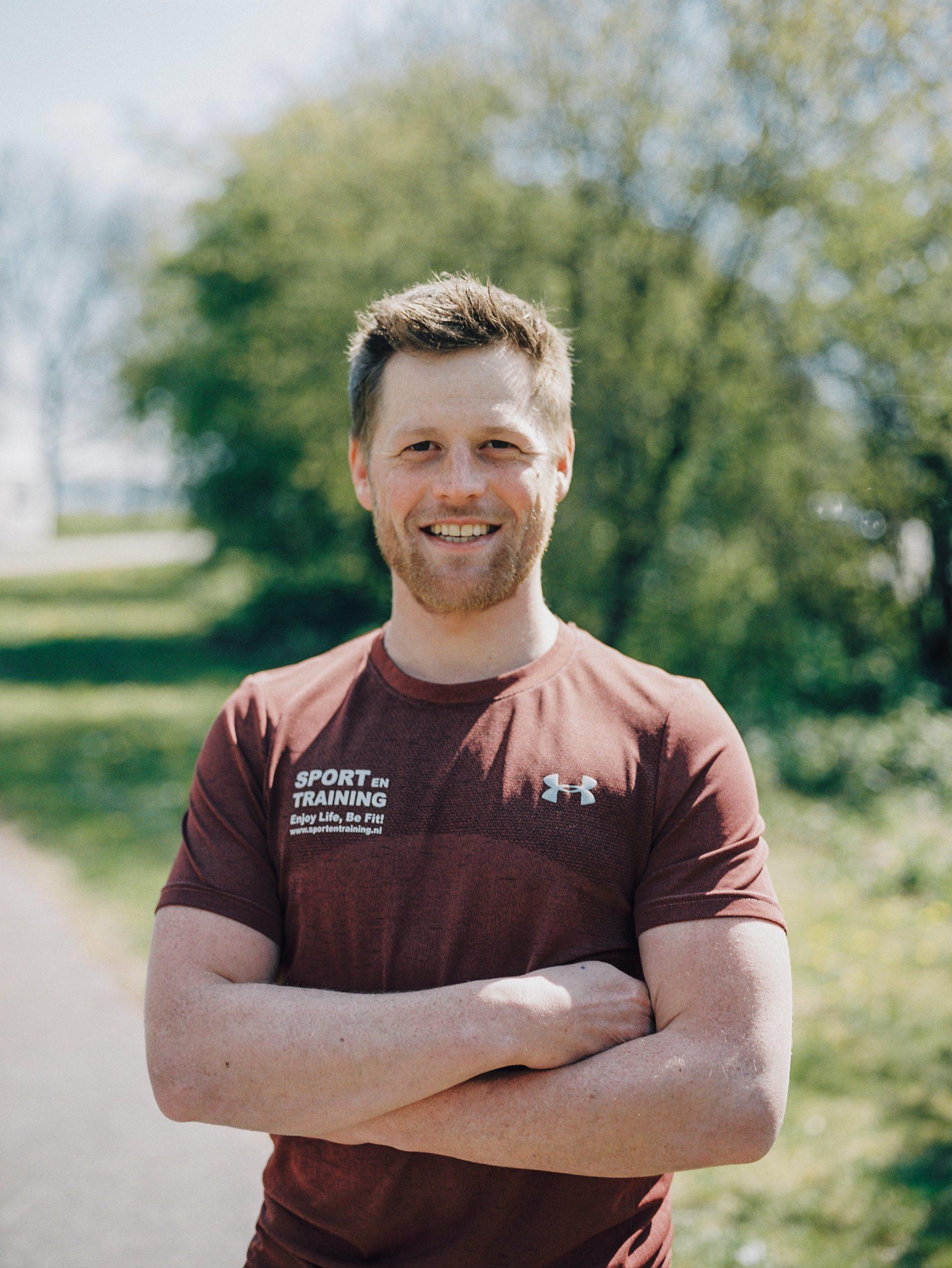 Marcel van Ham Personal Trainer